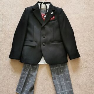 子供用 スーツ 120サイズ 入園式 卒業式