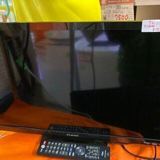 ☆中古 激安 FUNAI  液晶テレビ 24型 2018年製 リ...