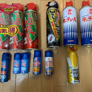【Amazon3867円相当】防虫スプレーセット(ゴキジェ…