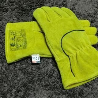 ★新品★耐熱保護グローブ、手袋