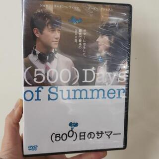 【ネット決済・配送可】(500)日のサマー('09米) ◆未開封◆