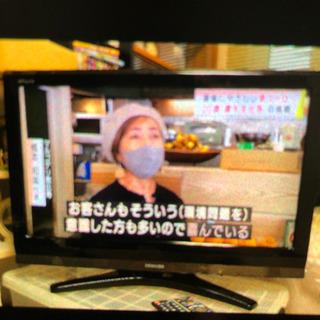 東芝REGZAテレビ
