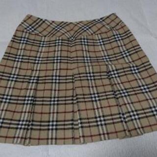 ★バーバリー風★ミニスカート