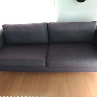 IKEA 3人がけ ソファ KARLSTAD カルルスタード
