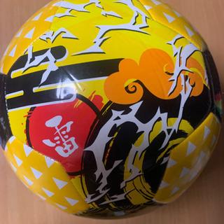 鬼滅の刃サッカーボール黄色