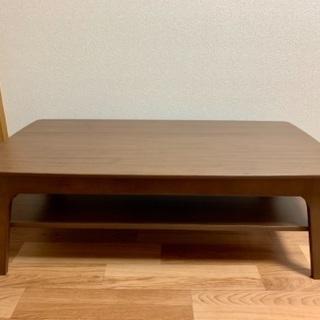 ニトリ タナコタ センターテーブル こたつ ローテーブル …