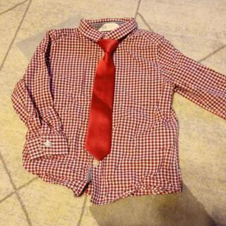 H&Mのシャツ 95〜100センチ