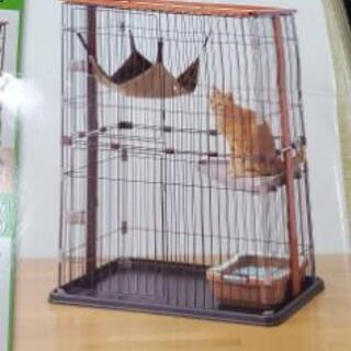 ウッドワンサークル Cat 2段タイプ