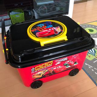 おもちゃBOXと戦隊系おもちゃセット