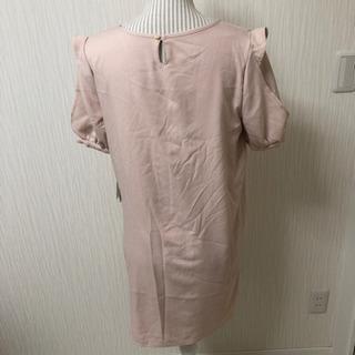 さえこさん風ワンピース新品 - 服/ファッション