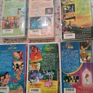 懐かしい VHSビデオ9本 - 本/CD/DVD