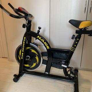 ハイガー産業 スピンバイク  自転車 エアロバイク