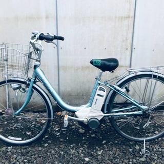 412番 電動自転車✨ BS アシスタ‼️