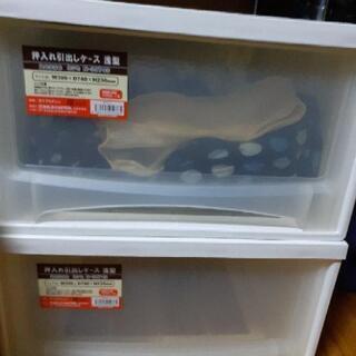 押し入れ収納ケース ① - 家具