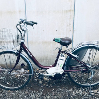413番 電動自転車✨ ヤマハ PAS X231-7003039‼️