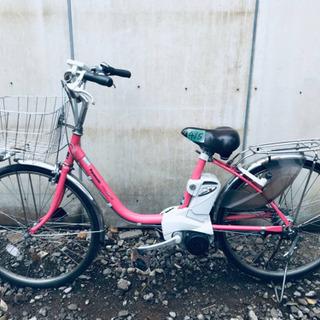 415番 電動自転車✨ Panasonic ビビ・ENS43‼️