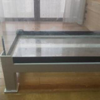 アクアリウム 水槽 6mm厚 120x45x45水槽 - その他