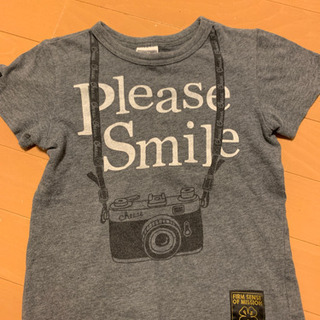110cm Tシャツ