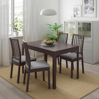 IKEA エーケダーレン ダイニングテーブル 〜8人