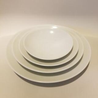 白山陶器 食器 4枚セット
