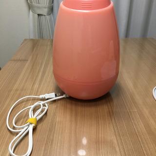 2019年購入 LED加湿器 4ℓ siroca SRD-701 - 名古屋市