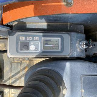 油圧ショベル ユンボ EX30U フォーク歩み板 セット