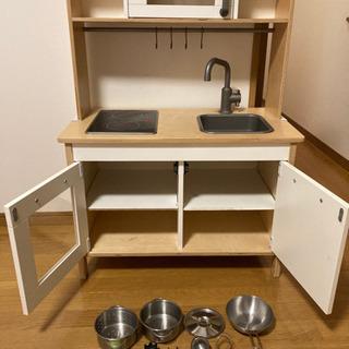IKEA おままごとキッチン 食器棚 - 日進市