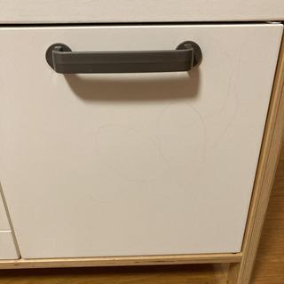 IKEA おままごとキッチン 食器棚 - 子供用品