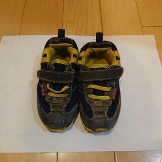 男の子靴17cm