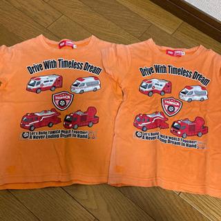 トミカ Tシャツ 110