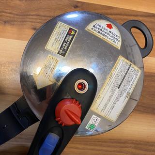 2.5リットル 圧力鍋 - 名古屋市