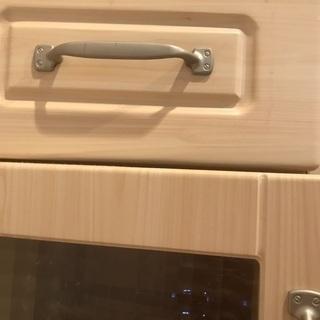 食器棚 カントリー調 - 糸島市