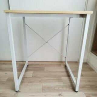 取引中【4/24まで】机 PCデスク テーブル 1ヶ - 家具