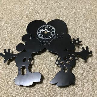 ミッキーマウスマウス 時計