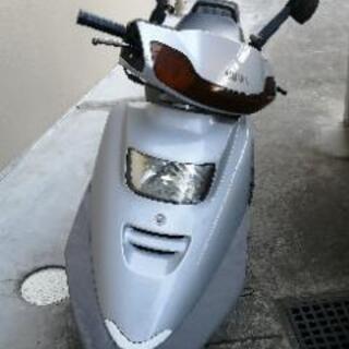 シグナス 原付125cc