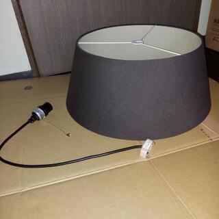 【値下げ中】《ダークブラウン》ペンダントライト  照明 電気