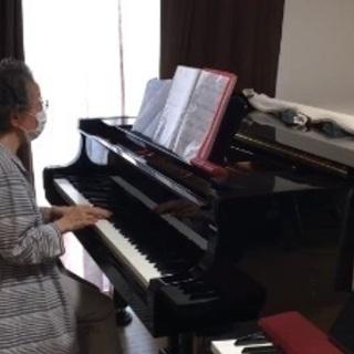 (オンライン)ピアノ指導者対象「中高年ピアノレッスン指導法」お悩み相談