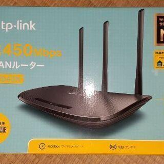 無線LANルーター450mb