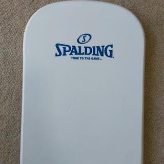 ビート板 白 SPALDING スポルディング