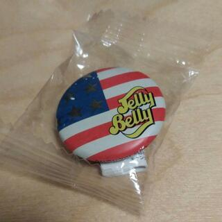 jelly belly 缶バッジ