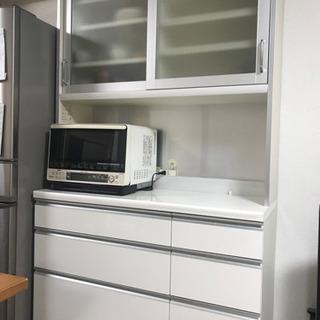 パモウナ 食器棚