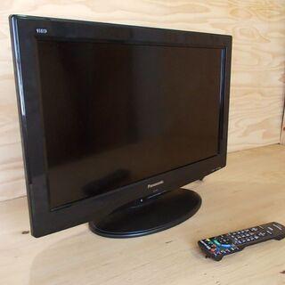 Panasonic パナソニック 26型テレビ 売りますの画像