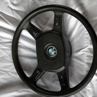 BMW.E30ステアリング