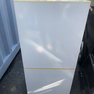 無印 冷凍冷蔵庫 110L   綺麗です。