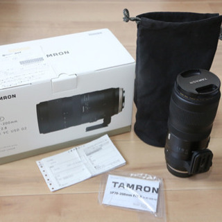 タムロン キヤノンEFマウント  SP70-200F2.8…