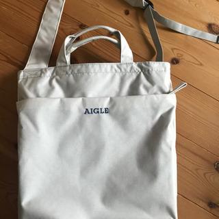 エーグル 2wayトートバッグ 未使用保管品