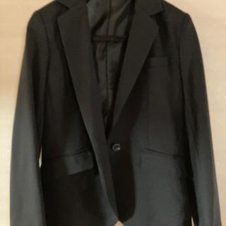 パンツスーツ② ブラック