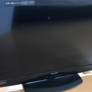 SHARP AQUOS液晶テレビ32型