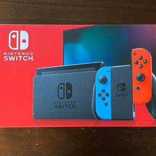 Nintendo Switch ニンテンドースイッチ ネオンブル...