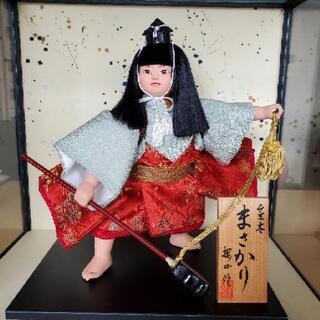 【ネット決済】節句まさかり人形